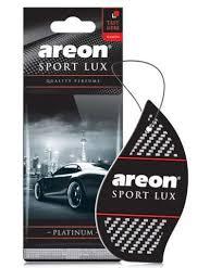 <b>Ароматизатор</b> воздуха <b>Areon</b> Sport Lux Platinum <b>картонный</b> ...