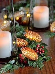 company lighting mercury glass led pinecone string lights    led pinecone string lights