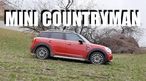2017 <b>MINI</b> Countryman <b>F60</b> (ENG) - Test Drive and Review - YouTube