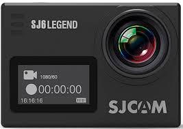 <b>Экшн камера SJCAM SJ6</b> Legend, черная купить в интернет ...
