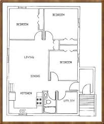 ideas about Small House Layout on Pinterest   Home Layout    small house layout x   Pennypincher Barn Kits have open floor plans