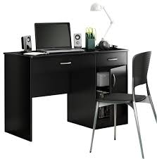 black computer desk jh design black computer desks