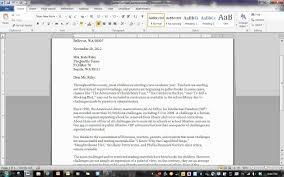 block format letter block format letter