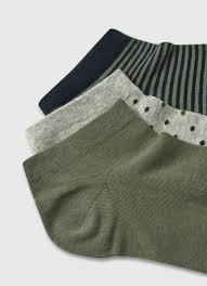 <b>Короткие носки с жаккардом</b> (MN6W76-G7) купить за 299 руб. в ...