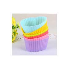 Формы для выпечки кексов AliExpress Silicone 7CM Muffin Cup ...