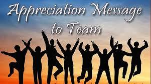 Appreciation Messages to Colleagues, Appreciation Quotes