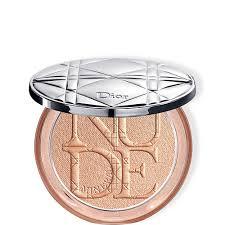 DIOR <b>Пудра</b> для сияния кожи Diorskin <b>Mineral</b> Nude Luminizer