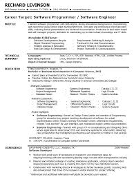 resume example engineer software cipanewsletter cover letter engineering resumes templates mechanical engineering