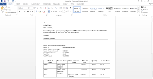 generating word quote template in dynamics crm scaleable you can the word template from here quote for customers template