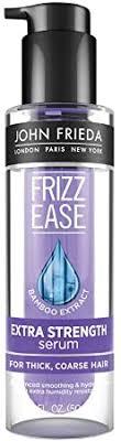 John Frieda 11766 Frizz Ease Extra Strength Serum ... - Amazon.com