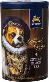 Отзывы о Чае <b>черном Richard The</b> Royal Dogs 80г - рейтинг ...