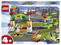 <b>Конструктор LEGO Toy Story</b> 10771 Аттракцион «Паровозик ...