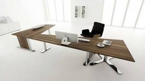 amazing of modern office desk modern home office desk wallhome awesome office table top view