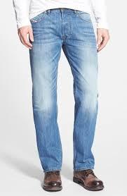 DIESEL® 'Larkee' Straight Leg <b>Jeans</b> (0830Y