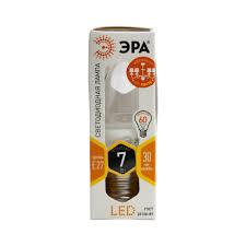 <b>Лампочка Эра LED</b> smd B35 7w-827-E27-Cler - Обзор на сайте ...