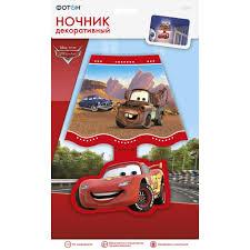 <b>Фотон Ночник декоративный</b> Disney/Pixar Тачки - Акушерство.Ru