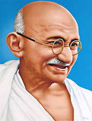 Image result for Images of Mahatma Gandhi, Vivekananda and Bharat