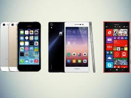 Comparamos el nuevo Huawei Ascend P7 con el iPhone 5s y Nokia ...