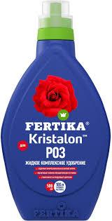 """<b>Удобрение</b> Фертика """"<b>Кристалон</b>"""", для <b>роз</b>, жидкое, 500 мл"""