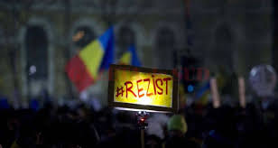 Image result for proteste cu rezist
