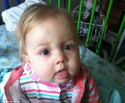 ... her bone marrow and re-engineering it to include a vital gene that she was missing. They hope this will allow her body to create its own immune system - article-2363963-1AD22183000005DC-523_634x523