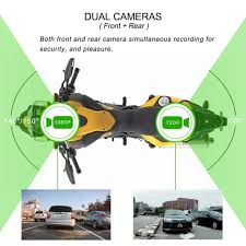 SYS <b>VSYS M6L</b> P6L <b>WiFi Motorcycle</b> DVR Dash Cam Full HD ...