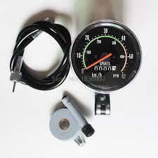 Accessories <b>Mechanical Bike Speedometer</b> Odometer Cycling ...