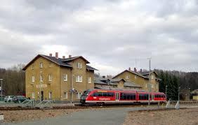 Pockau-Lengefeld station