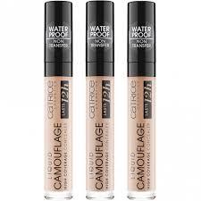 <b>Catrice</b> Cosmetics <b>Liquid Camouflage</b> High Coverage Concealer 5ml