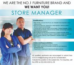 careers furniture republic store manager colored