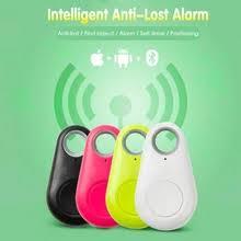 mini gps <b>locator smart tracker bluetooth</b> tag alarm pet child wallet ...