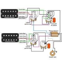 1 pickup guitar bass wirirng diagrams guitarelectronics com custom designed wiring diagrams