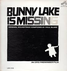 Bunny <b>Lake</b> Is Missing (<b>Original</b> Soundtrack) (1965, <b>Vinyl</b>) | Discogs