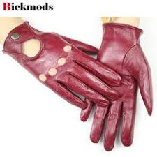 Guantes Mujer <b>Time</b>-limited Fingerle Gloves 2017 Leather Gloves ...