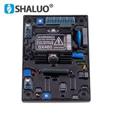 <b>NEW</b> SX460 Generator Automatic <b>Voltage Regulator</b> AVR diesel ...