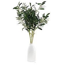 Hockus Decorations HOYVJOY Artificial Flower Olive ... - Amazon.com