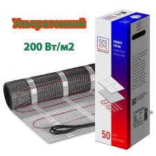 Нагревательный <b>мат</b> ERGERT EXTRA-200 1,<b>5м2</b>