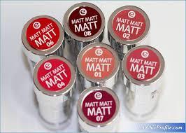 <b>Essence Matt Matt Matt</b> Lipsticks Review, Swatches, Photos - Beauty ...
