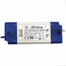 <b>3Pcs</b> 20W 30W 36W AC85 277V <b>LED Driver</b> 10 18x3W 600mA ...