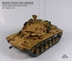 M60A1 REACTIVE ARMOR <b>1/36</b> | My <b>Scale</b> model