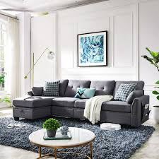 <b>16</b> Foot <b>Sectional Sofa</b> | Wayfair