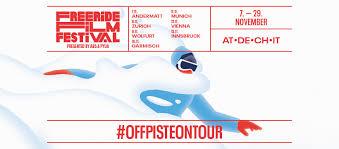<b>FREERiDE</b> FiLMFESTiVAL | #offpisteontour seit 2010