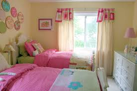 appealing shared toddler girls bedroom bedroomappealing geometric furniture bright yellow bedroom ideas