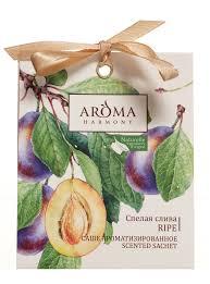 <b>AROMA HARMONY Саше</b> ароматизированное <b>Спелая</b> слива 10 г ...