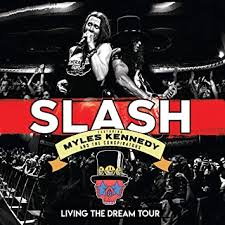 <b>Slash</b> featuring Myles Kennedy & The Conspirators - <b>Living</b> The ...
