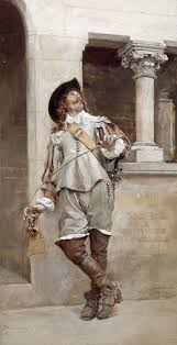 images about cyrano de bergerac studios courtyard of the artist s studio ernest meissonier