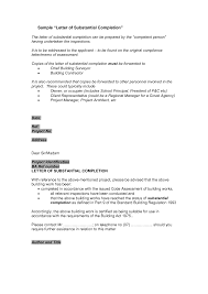 how to write work completion letter sample development of construction job completion form sample certificate of completion