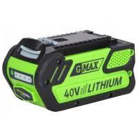 <b>Аккумулятор GreenWorks</b> G40B4 - описание, фото и преимущества