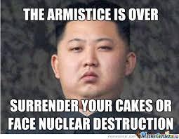 Fact: North Korea Has Enough Nukes To Screw Itself Over. by ... via Relatably.com