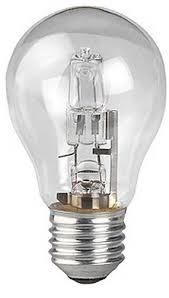 <b>Галогенная лампа ЭРА</b> Hal-<b>A55</b>-<b>50W</b>-<b>230V</b>-<b>E27</b>-<b>CL</b> - купить <b>лампу</b> ...